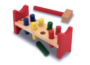 Как правильно выбрать деревянные игрушки для ребенка?