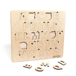 Алфавит английский - сортер (Embi)