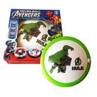 Hover Ball Avengers Халк
