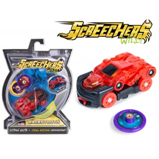 Скричер Рейcертус Racertooth L1, Screechers Wild