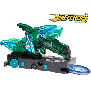 Скричер Шаркоид Sharkoid L1, Screechers Wild (линейка 5)