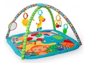Изучаем и разбираемся в развивающих ковриках для малышей.