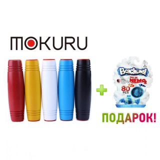 Мокуру игрушка антистресс (5 штук + подарок)