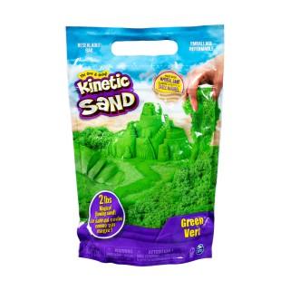 Кинетический песок Зеленый 907 г
