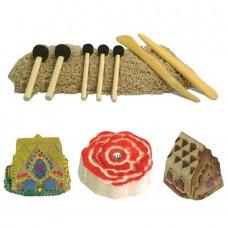 Инструменты для краски Sand Paint