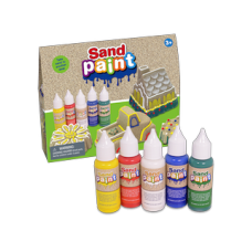 Краски для кинетического песка
