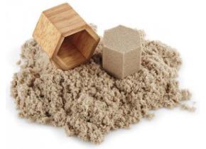 Кинетический песок, что это такое?