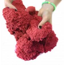 Кинетический песок 1 кг (Красный)