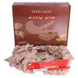 Раскопки динозавра Dino T-Ric