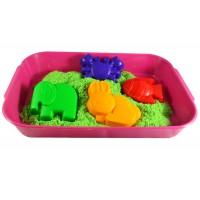 """Набор с цветным песком """"Животный мир"""""""