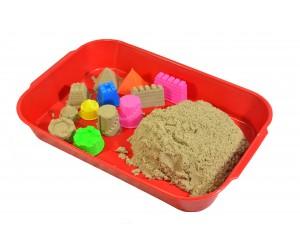 набор с песком архитектор