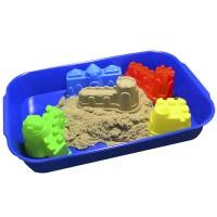 """Набор """"Строим Замок"""" с кинетическим песком"""