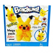 Конструктор Bunchems Pokemon 220+