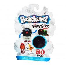 Конструктор-липучка Bunchems Angry Birds 80+
