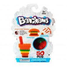 Конструктор-липучка Bunchems Fast Food 50+