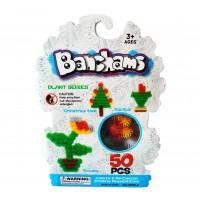 Конструктор-липучка Bunchems Plant 50+