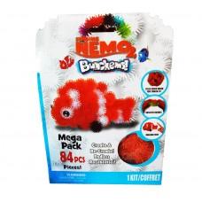 Конструктор-липучка Bunchems Nemo 84+
