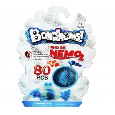 Конструктор-липучка Bunchems Nemo 80+