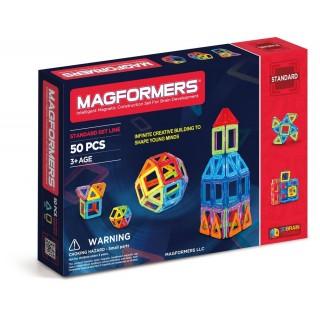 Magformers Базовый набор 50 элементов
