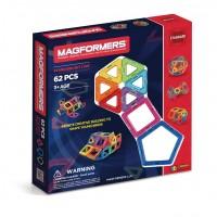 Magformers Базовый набор 62 элемента