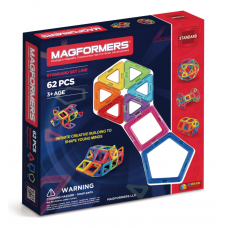 Magformers Базовый набор 62 элемента