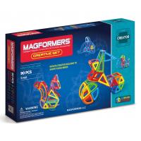 Magformers Creative Set, Креативный, 90 эл.