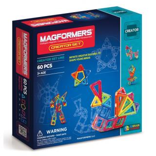 Magformers Creator Set, Создатель, 60 эл.
