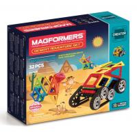 Magformers Desert, 32 эл. Приключения в пустыне