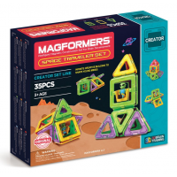 Magformers Космические путешествия, 35 эл.