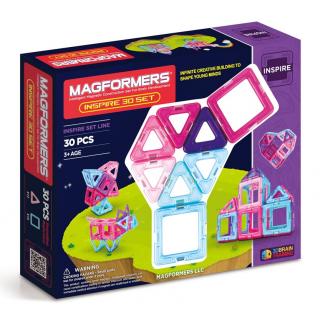 Magformers Inspire Set, Вдохновение, 30 эл.