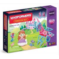 Magformers Princess Set, Набор Принцессы, 56 эл.