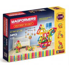 Magformers Мой Первый набор, 54 элемента