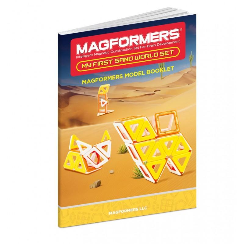 Конструктор Magformers My First Sand World 702010