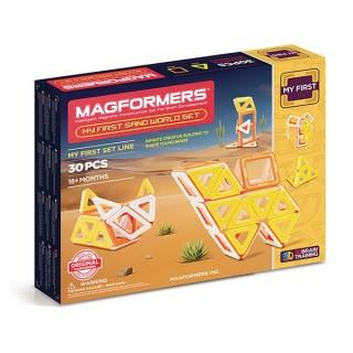 Magformers Путешествие в пустыню, 30 элементов