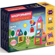 Magformers Моя первая игра, 32 эл.