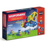 Magformers Transform Set, Трансформер, 54 эл.