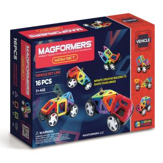 Magformers Wow Set, Удивительный, 16 эл.