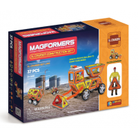 Magformers XL Cruiser Construction set, Строители, 37 эл.