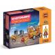 Magformers XL Construction, Строители, 37 эл.