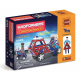 Magformers XL Cruiser Emergency Set, Спасатели, 33 эл.