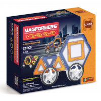 Magformers XL Cruiser Set, Крейсер, 32 эл.