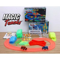Конструктор-игра Magic Tracks (360 деталей)