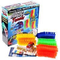 Конструктор-игра Magic Tracks (165 деталей)