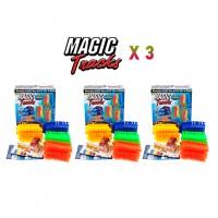 Трасса Magic Tracks 3 набора (660 деталей)