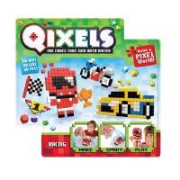 Набор аквамозаики из пикселей Qixels - Гонки