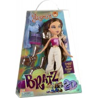Bratz Special Edition Yasmin - Ясмин с набором одежды