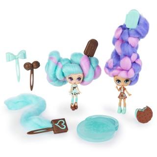 Candylocks Набор Mint Choco Chick and Choco Lisa