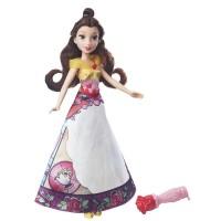 Кукла Белль в  волшебной юбке от Disney