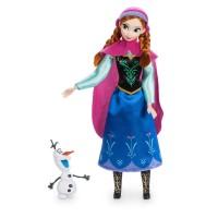 Кукла Анна Холодное сердце от Disney