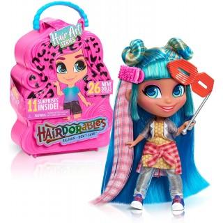 Кукла Hairdorables Hair Art 5 серии Искусство волос